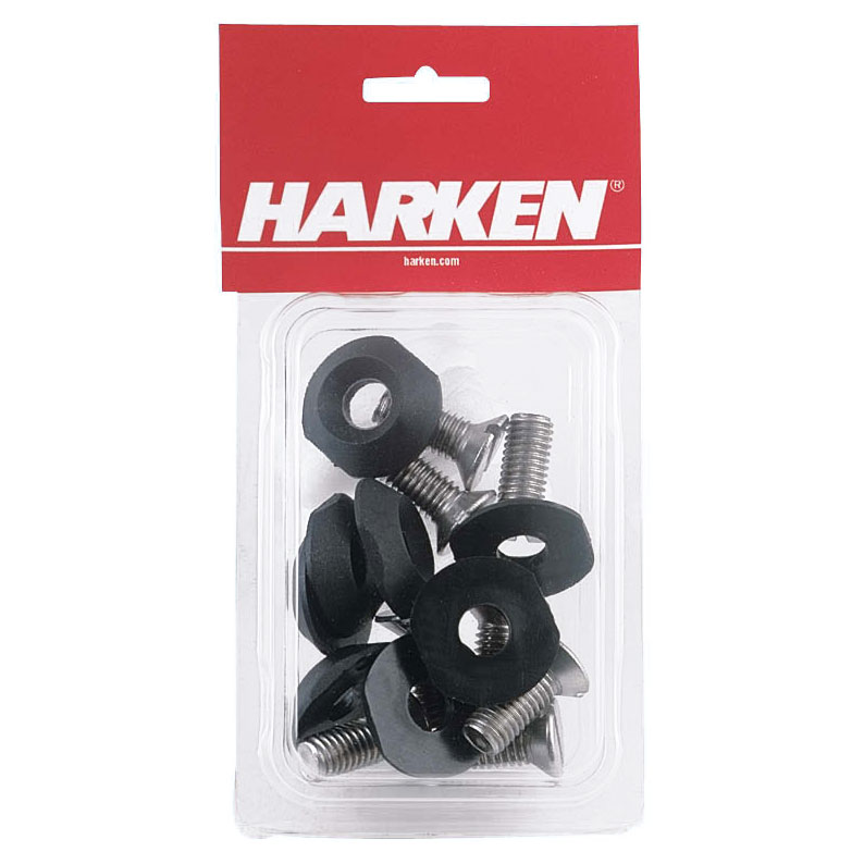 Harken - Size 16 - 46 winch drum screw kit