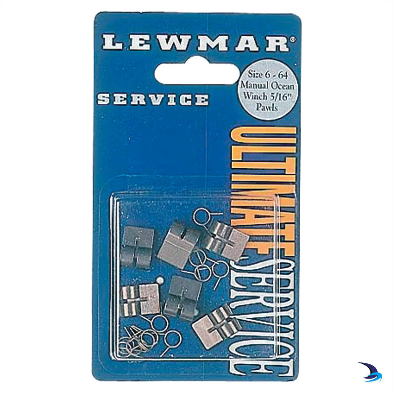 Lewmar - Winch Pawl & Spring Kits