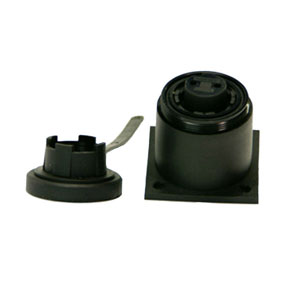 Index Marine - Waterproof buccaneer bulkhead socket