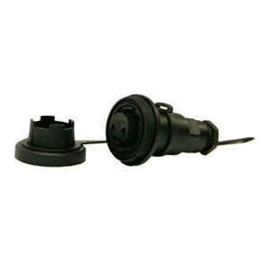 Index Marine - Waterproof buccaneer in-line socket