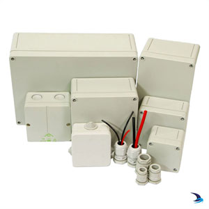 Index Marine - Waterproof boxes (WB range)