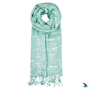 Lazy Jacks - Printed Scarf