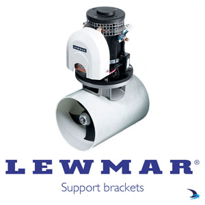 Lewmar - Thrusters support brackets