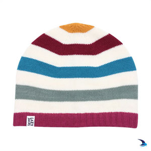 Lazy Jacks - Knitted stripe beanie