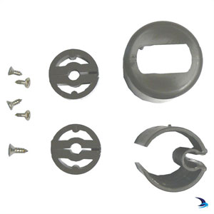 Plastimo - Accessories for single groove reefing systems (top cap, sail feeder & bearings)