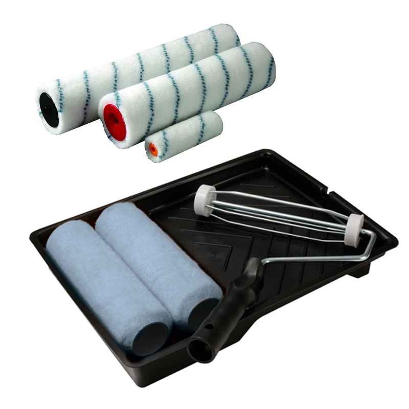 Rollers, Trays & Frames