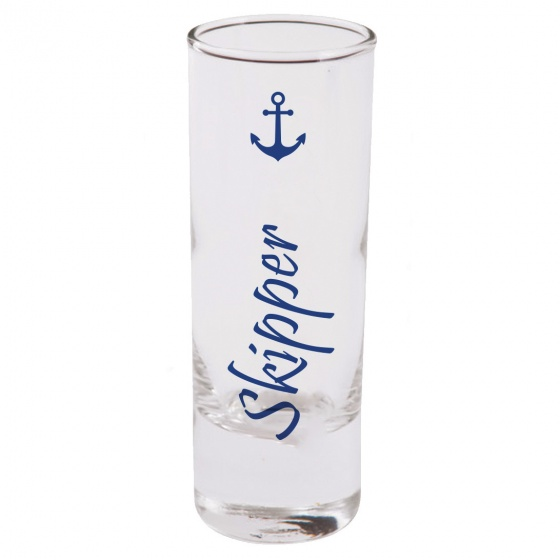 Nauticalia - Skipper Shot Glass