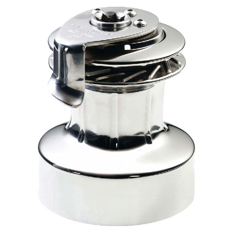 Andersen - Full Stainless Self-Tailing Winches