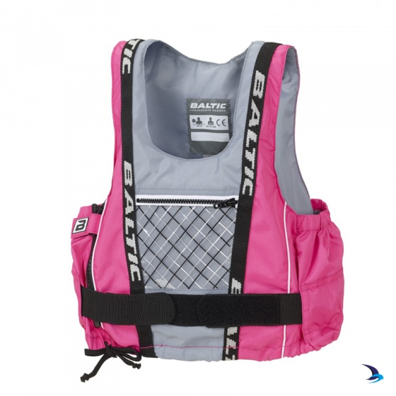 Baltic - Dinghy Pro Buoyancy Aid L 80-90KG Pink