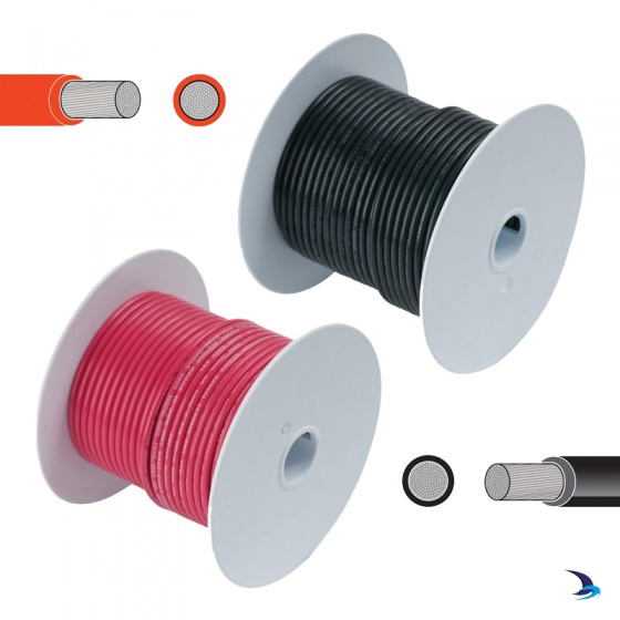Tinned Flexible Starter Cable 16mm2 10m Reel