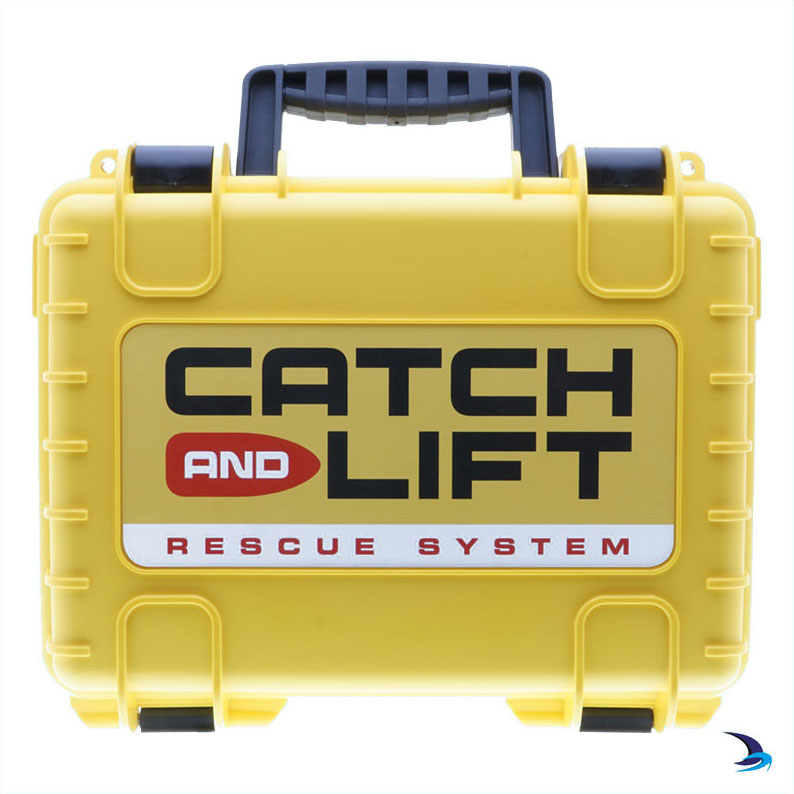 CATCH and LIFT MOB Rescue System