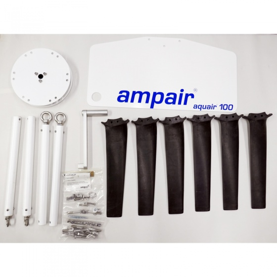Ampair - Aquair 100 Conversion Kit