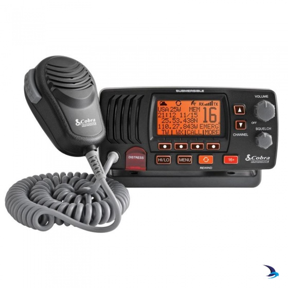 Cobra - F57 Fixed VHF Marine Radio