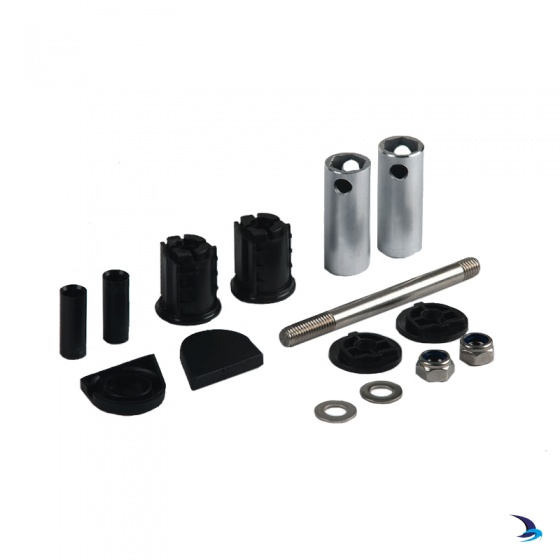 Gebo - Hinge Repair Kit for 10mm Hinge