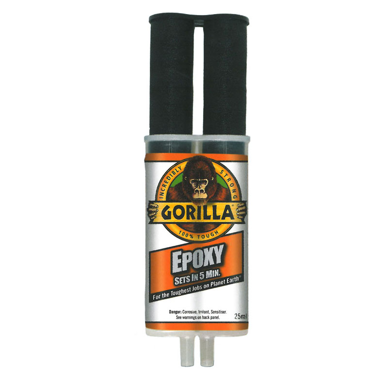 Gorilla - Epoxy Glue