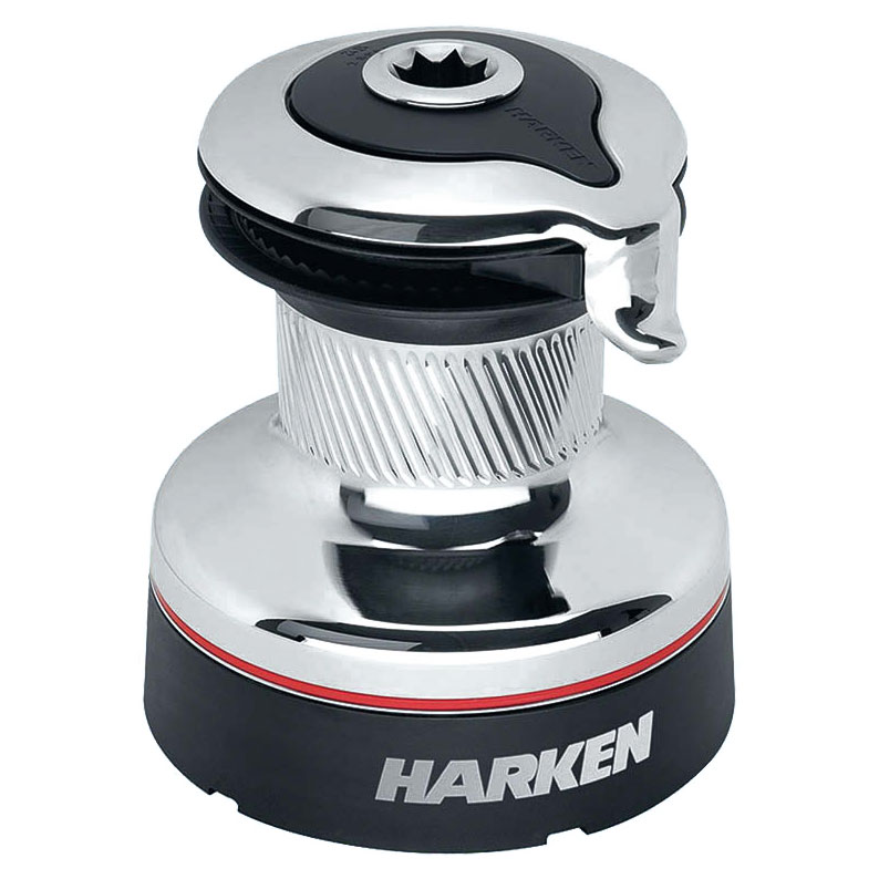 Harken - Chrome Radial® self-tailing winch