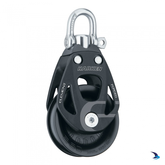 Harken - Element Block Single Swivel 60mm