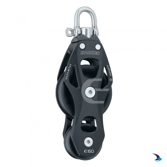 Harken - Element Fiddle Block 60mm