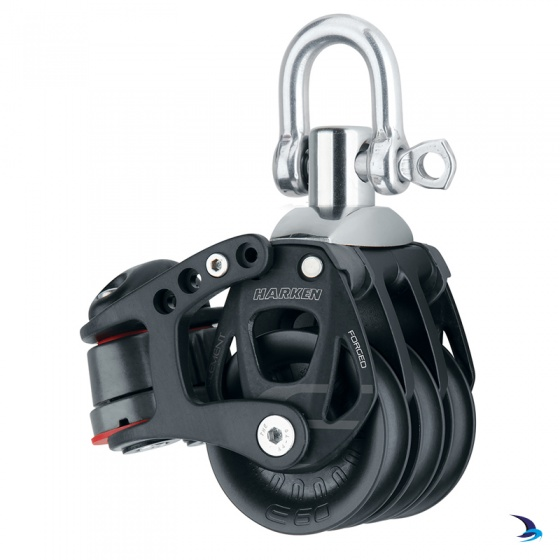 Harken - Element Triple Block with Cams 60mm