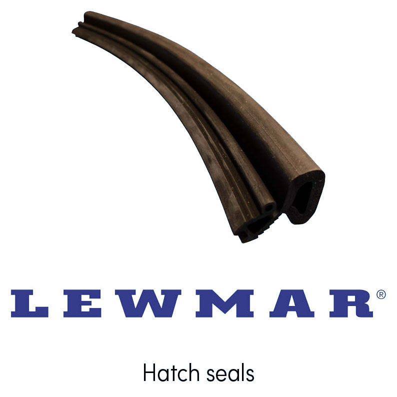Lewmar - Hatch seals