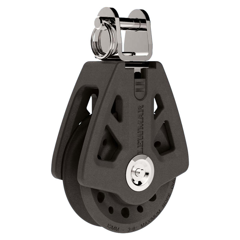 Lewmar - Synchro Halyard Block (Toggle Head) 90mm