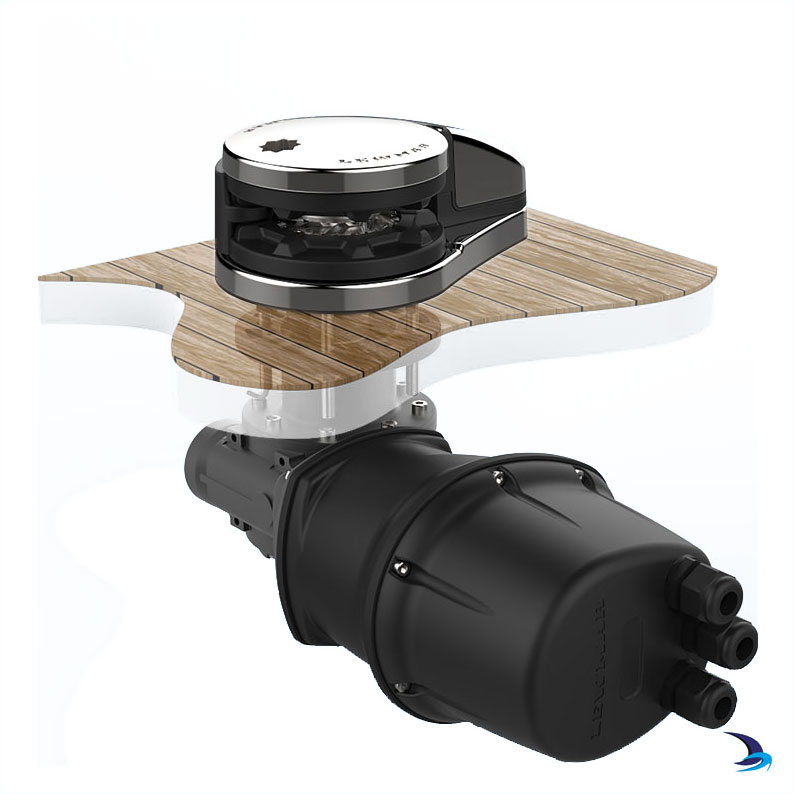Lewmar - VX2 & VX3 Vertical Windlass Kits