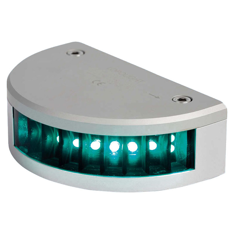 Lopolight - Series 100 starboard sidelight LED (1nm visibility)
