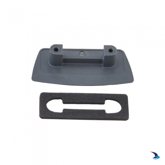 Lewmar - Friction Lever Cap & Gasket for Low & Medium Profile Hatches