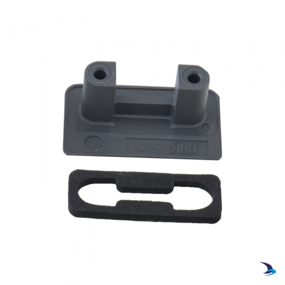 Lewmar - Friction Lever Cap & Gasket for Ocean Hatches Sizes 00-20