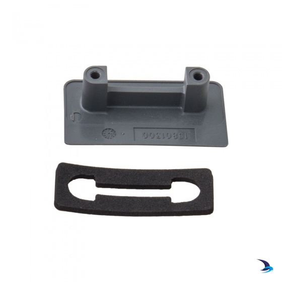 Lewmar - Friction Lever Cap & Gasket for Ocean Hatches Sizes 30-44