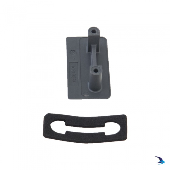Lewmar - Friction Lever Cap & Gasket for Ocean Hatches Sizes 50-77