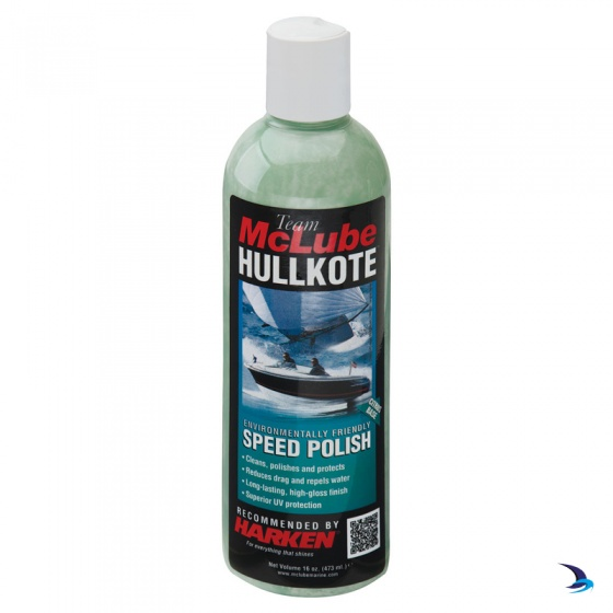 McLube - Hullkote Speed Polish 473ml