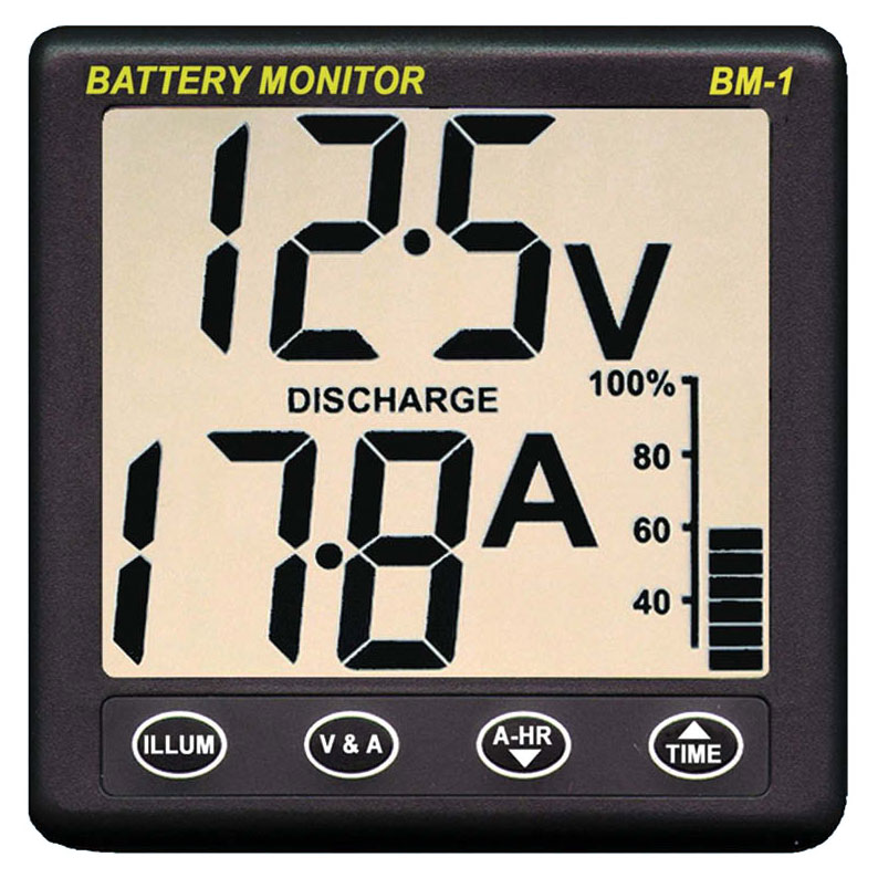 NASA - Clipper BM-1/BM-2 Battery Monitors