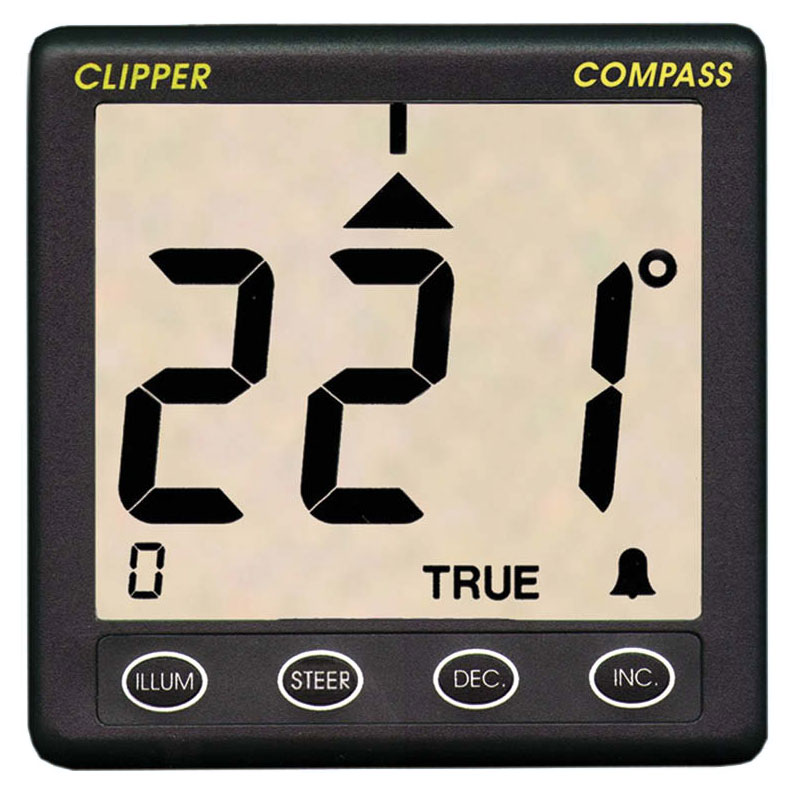 NASA - Clipper compass system