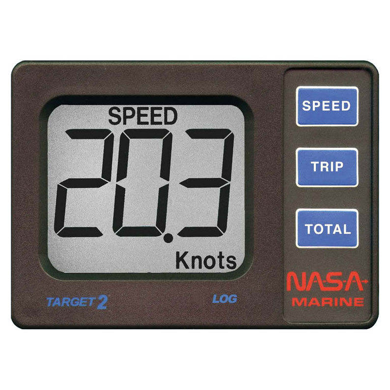 Nasa - Target 2 Speed & Distance Log