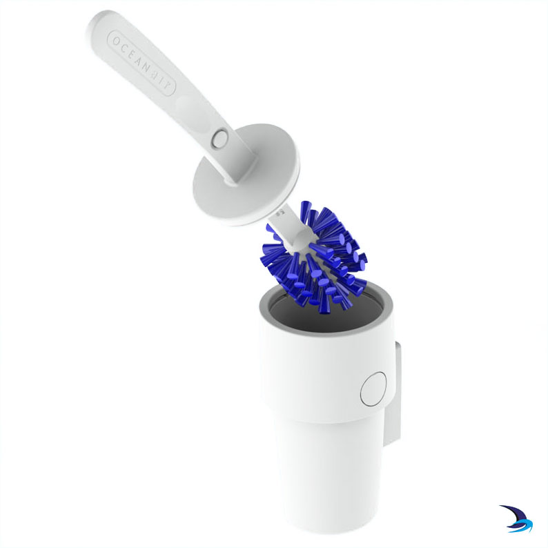 Oceanair - Brush & Stow Compact Toilet Brush