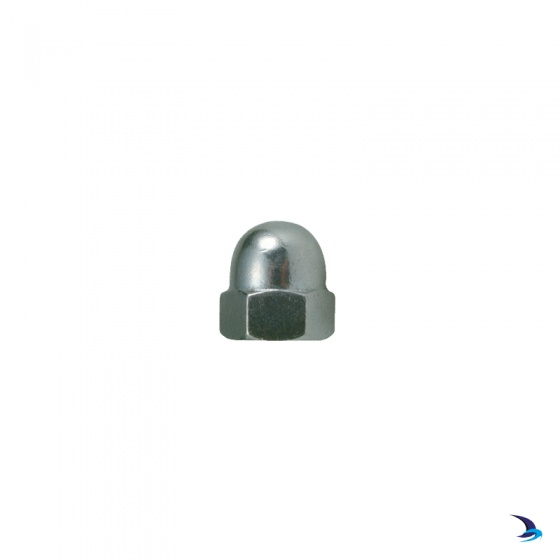 A4 Stainless Steel Dome Nut - M10