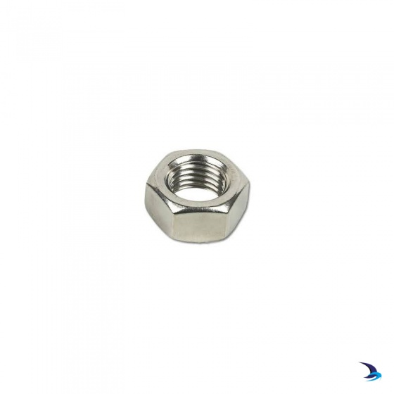 A4 Stainless Steel Full Nut - M16