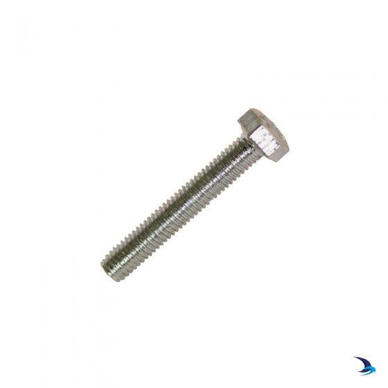 A4 Stainless Steel Hex Head Set Screw A4 - M10x100