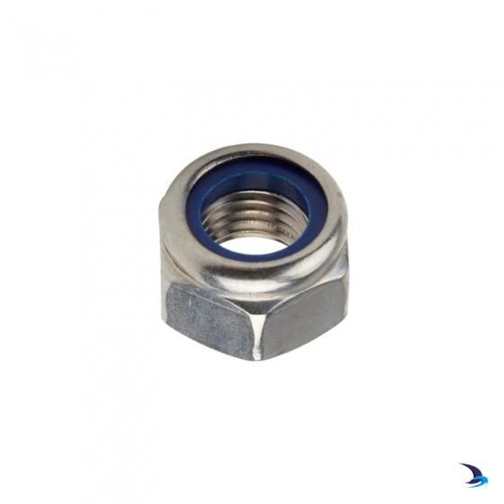 A4 Stainless Steel Nyloc Nut - M16
