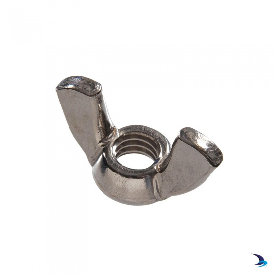 A4 Stainless Steel Wing Nut - M10
