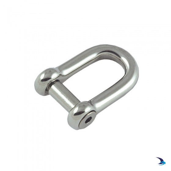 Stainless Steel Flush Allen Anchor Shackle AISI 316