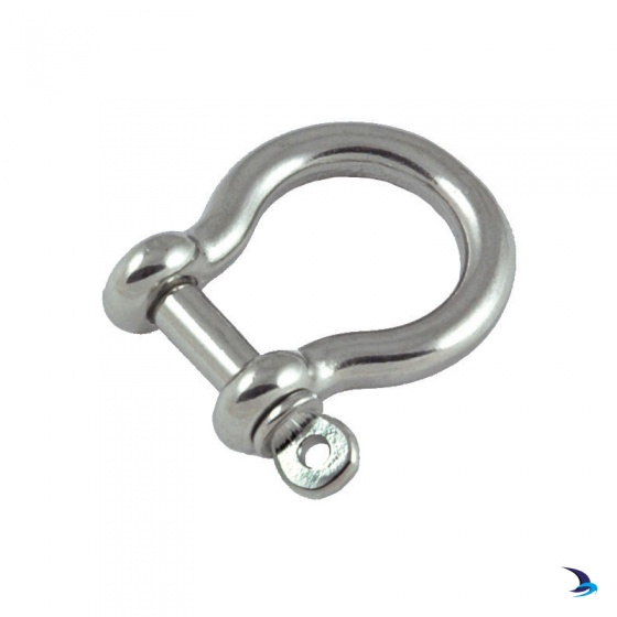 Ocean Chandlery - Bow Shackle Stainless Steel