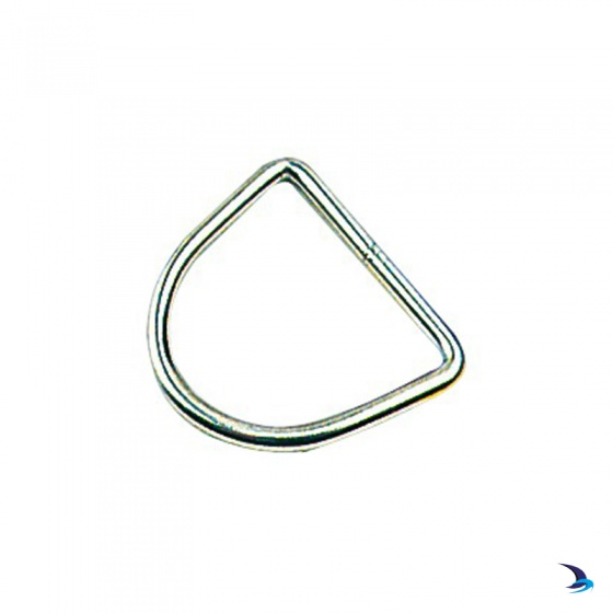 Stainless Steel Welded Half Ring