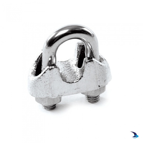 Stainless Steel U-Bolt Clamp Wire Grip