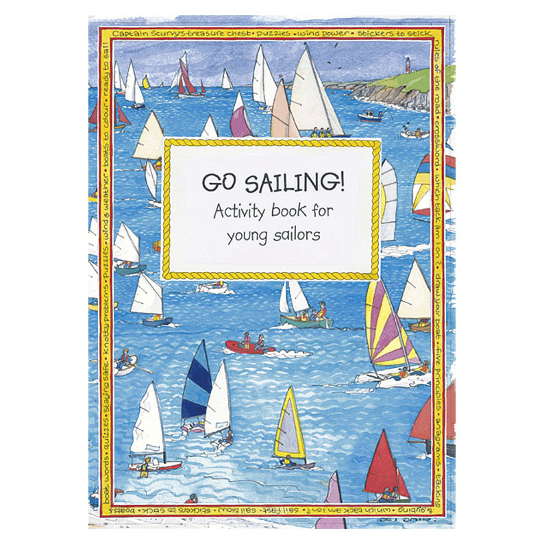 RYA - G45 Go Sailing! Activity book