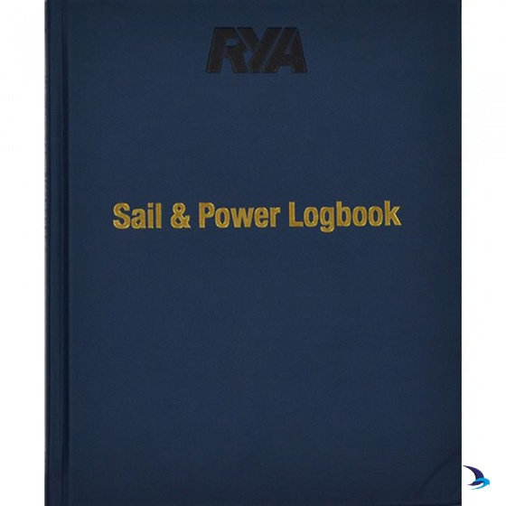 RYA - G109 Sail & Power Logbook