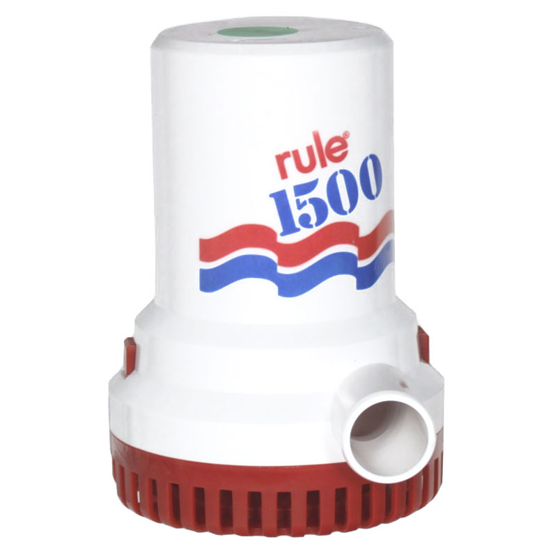 Rule - High-Capacity Submersible Bilge Pumps