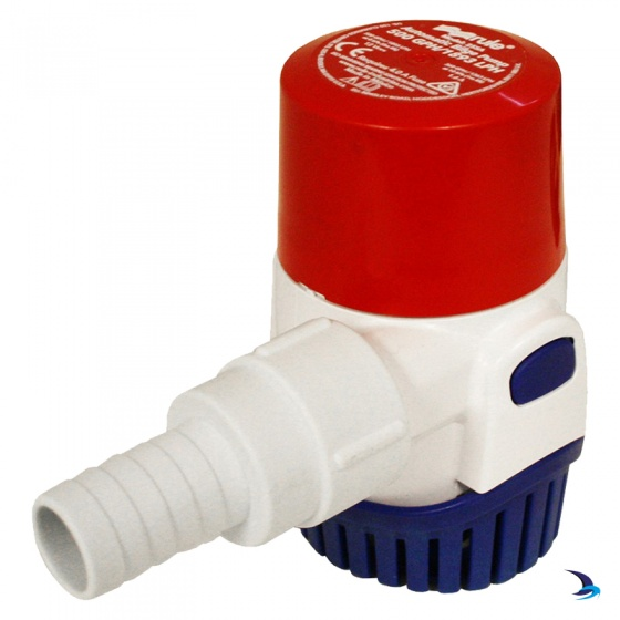 Rule - Fully Automatic Round Submersible Bilge Pumps
