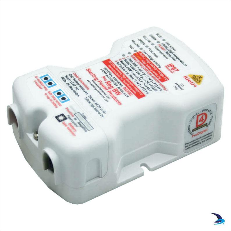 Sterling - Universal advanced digital regulator pro reg BW (waterproof)